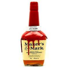 Maker`s Mark Kentucky Straigth Bourbon Whiskey  0,70 Liter/ 45.00% Vol