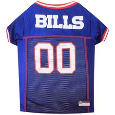 NFL Buffalo Bills Pet Jersey, XX-Large >>> New and awesome dog product awaits you, Read it now  : Dog shirts