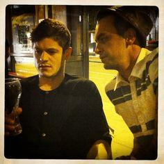 Iwan Rheon & Joseph