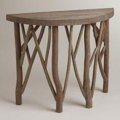 Three demilune tables, three prices | OregonLive.com