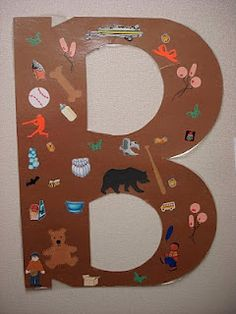 "Mrs. Karen's Preschool Ideas: ""B"" Week"