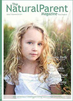 The Natural Parent - New Zealand's Attachment Parenting Magazine