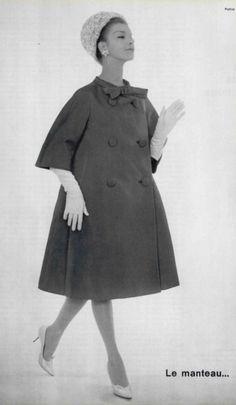 1960 Yves Saint Laurent 4 Dior
