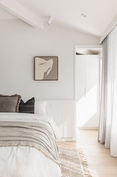 Noa By the Beach Noosa Dream Bedroom, Master Bedroom, Master Suite, Boudoir, Pretty Room, Bedroom Furniture, Bedroom Rugs, Slow Living, White Walls