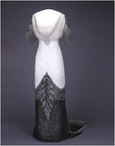 1912 - House of Worth Gown