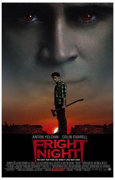 Fright Night Evil Lives Next Door Colin Farrell Movie Poster 11x17