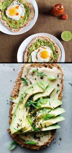 21 delicious ways to eat avocados for breakfast - Healthy Food Art Avocado Breakfast, Breakfast Snacks, Vegan Breakfast Recipes, Dinner Recipes For Kids, Healthy Dinner Recipes, Cooking Recipes, Clean Eating, Healthy Eating, Healthy Food