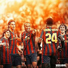 Once upon a time in Barcelona!