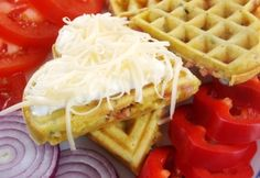Waffles, Pancakes, Hungarian Recipes, Scones, Sandwiches, Bread, Breakfast, Food, Party