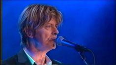 David Bowie 2002 Heathen Tour