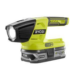 Ryobi LED Flashlight