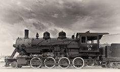 Dark Locomotive