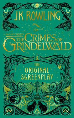 Book cover Mina Lima. Fantastic beasts and the Crimes of Grindelwald.