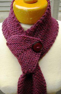 47 Ideas For Crochet Scarf Shawl Neck Warmer Knit Cowl, Crochet Poncho, Knit Or Crochet, Knitted Shawls, Crochet Scarves, Crochet Clothes, Crochet Vests, Crochet Edgings, Crochet Motif