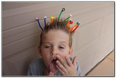 Download Crazy Hair Day Ideas For Boys With Short Hair