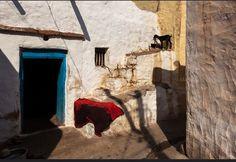 Street corner Badami