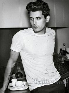 John Mayer. My love. Marry me?
