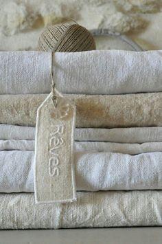 Materiales: lino