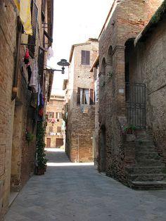 Buonconvento, Tuscany, Italy