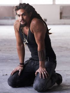 Jason Momoa. *excuse me while I try to find where my panties that just flew off*