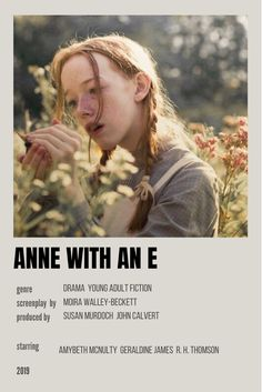 anne with an e polaroid poster Iconic Movie Posters, Minimal Movie Posters, Movie Poster Art, Iconic Movies, Film Posters, Poster Wall, Movie Collage, Photo Wall Collage, Poster Minimalista