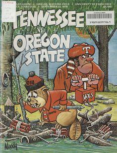 UT vs. Oregon State (September 23, 1978)