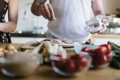 Egészen másképp kell sózni az ételeket, mint ahogy eddig csináltuk Stuffed Pepper Soup, Stuffed Peppers, Cooking Tips, Chefs, Notes, Coriander Leaves, Halibut, White Meat, Kale Stir Fry