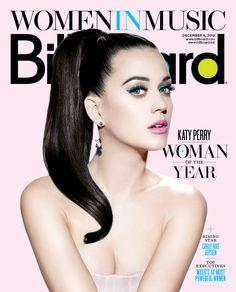 """Katy Perry nombrada Woman of the Year en la edición """"Women In Music"""" de Billboard"""