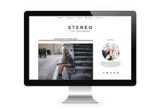 Stylish Responsive WordPress Theme by Boutique Design Studio on @creativemarket