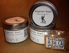 hipster dust