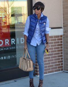Kyrzada Black Girl Fashion, Denim Fashion, Look Fashion, Korean Fashion, Winter Fashion, 80s Fashion, Casual Fall Outfits, Fall Winter Outfits, Chic Outfits