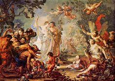Mythologie grecque : Les allégories