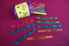 5 idées pour bouger avec les enfants, fit sticks, corde à sauter, vélo, course, danse - 5 ideas to move WITH kids - Je suis une maman Crédit photo : Laurence Lavigne