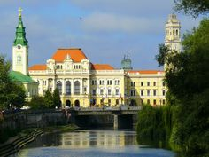 Oradea, Romania (by Wonderful Places, Beautiful Places, Transylvania Romania, Visit Romania, Bucharest Romania, Vacation Spots, Beautiful Landscapes, Tao, Places To Go