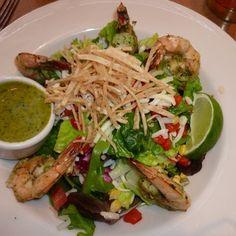 Nordstrom Cafe Cilantro Lime Shrimp Salad Recipe