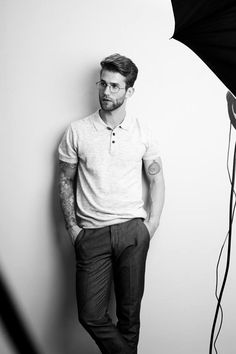 mensfashionworld:  Andre Hamann by Rene Fragoso