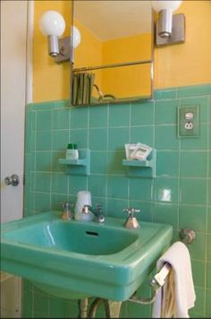 1000 Images About Retro Bathroom On Pinterest Vintage Bathrooms