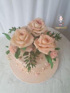 The Sugarsmith A Romantic wedding cake, for a small and intimate wedding. Contact The Sugarsmith to place your order: 072 214 4026 or thesugarsmith2020@gmail.com #weddingcake #weddings #weddinginspo #wedding #cake #koek #troukoek #koekinspirasie #weddingcake #wedding #birthdaycake #cake #weddingday #weddingdress #cakedecorating #cakes #love #bride #cakedesign #cupcakes #instacake #cakesofinstagram #weddinginspiration #weddingphotography #cakeart #cakestagram #fondantcake #groom #weddingparty