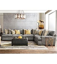 HM Richards Alton Sectional