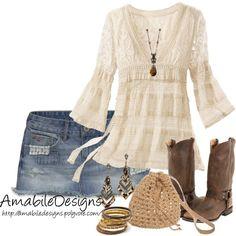 #summercountrygirl-AmabileDesigns