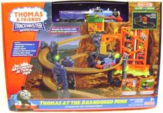 THOMAS AT THE ABANDONED MINE Train Set Trackmaster Exclusive Fisher Price 98936 New by Fisher Price, http://www.amazon.com/dp/B004ORQ450/ref=cm_sw_r_pi_dp_NvQEqb1KDSABQ