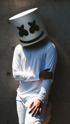 Marshmello Wallpapers - Click Image to Get More Resolution & Easly Set Wallpapers Dope Wallpaper Iphone, Dope Wallpapers, Music Wallpaper, Cool Wallpaper, Beats Wallpaper, Mobile Wallpaper, Electro Music, Dj Music, Good Music