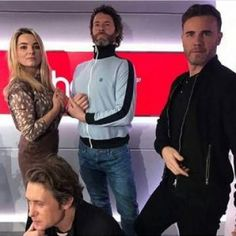 Take That Speaking On Heart FM  Take That Speaking On Heart FM