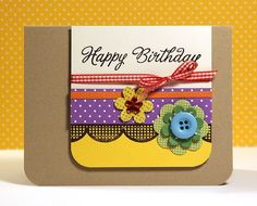 A Video by Kristina Werner from our Stamping Cardmaking Galleries originally submitted 08/07/09 at 12:00 AM