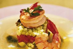 Sautéed Shrimp Salad - Satisfying Salad Recipes - Oprah.com