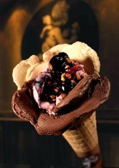 Sendo...: Amorino - um amor de sorvete em Paris!