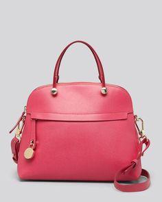 7b4cfec053a54 Furla Satchel - Piper Medium Dome Handbags - Bloomingdale s