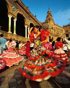 Teach Through Educational Travel: Dance & Music in Seville, Spain