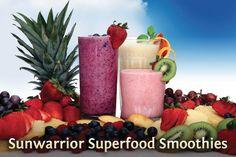 Sunwarrior superfood smoothie recepten: mijn persoonlijke top 10