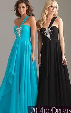 It would be fun for a group of girls to wear this same dress but everyone would wear a different color!!!